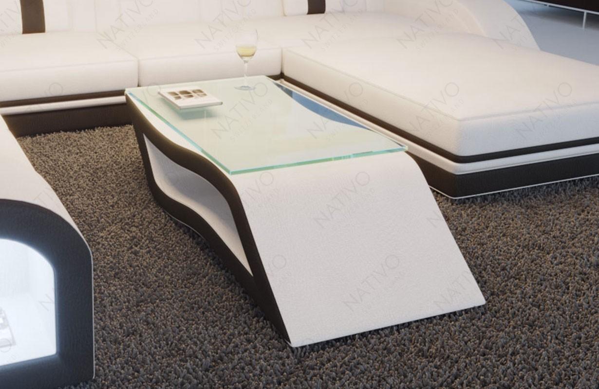 HERMES dizájn dohányzóasztal
