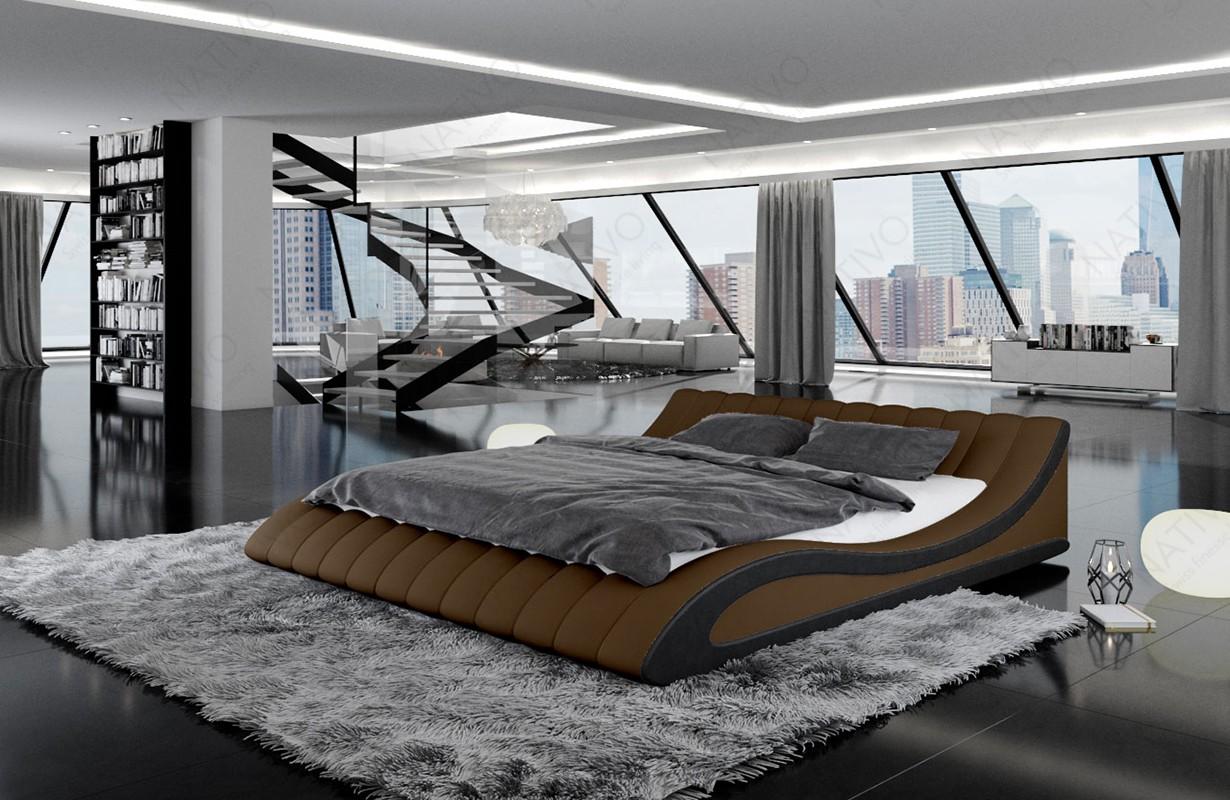 GALILEO kárpitozott ágy by ©iconX STUDIOS