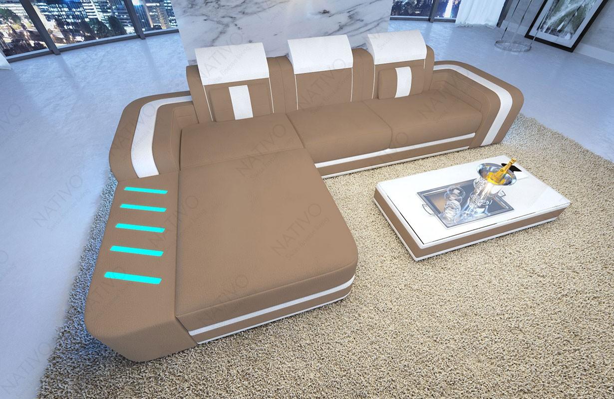 SPACE MINI dizájn kanapé LED világítással