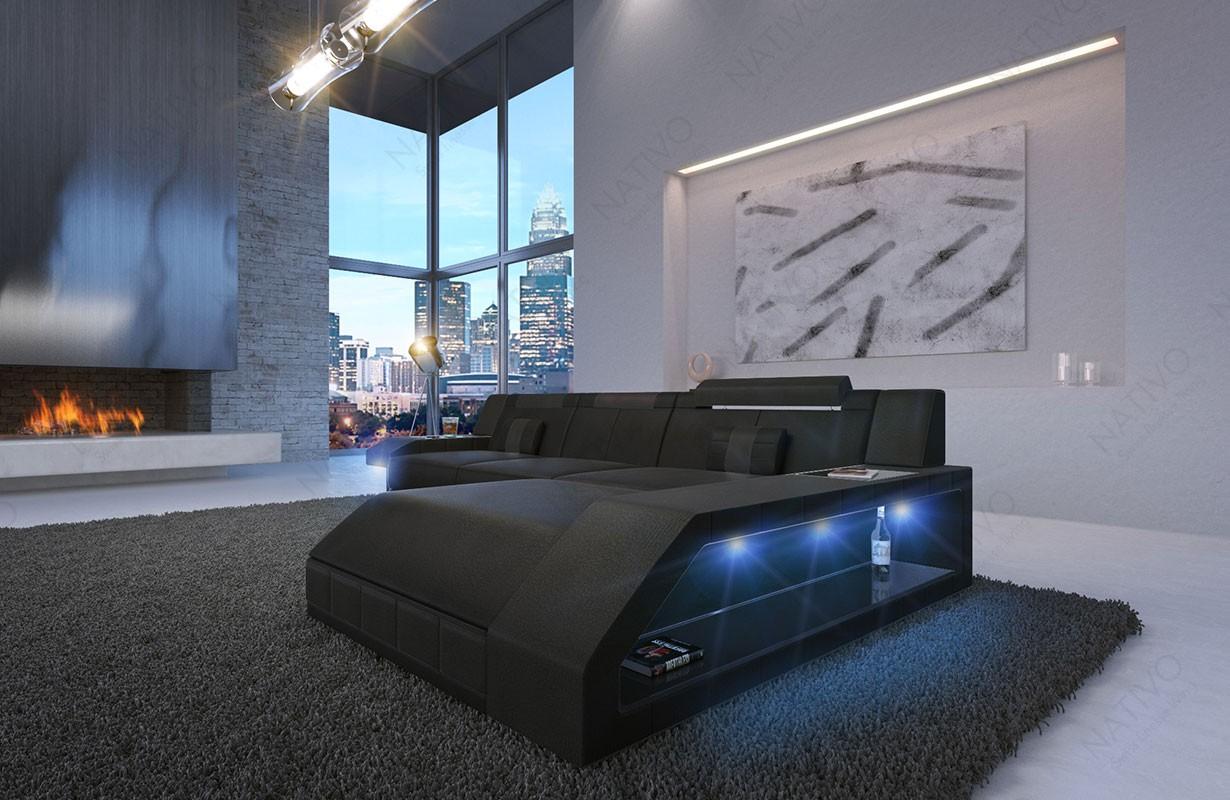 MATIS MINI dizájn kanapé LED világítással